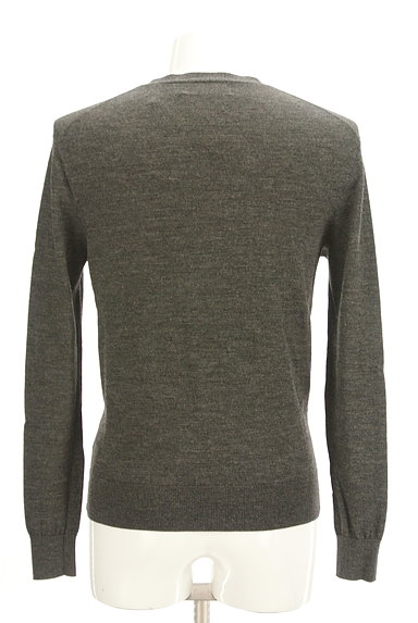 Polo Ralph Lauren(ポロラルフローレン)の古着「Vネックシンプルカーディガン(カーディガン)」大画像2へ