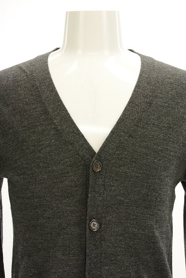 Polo Ralph Lauren(ポロラルフローレン)の古着「Vネックシンプルカーディガン(カーディガン)」大画像4へ