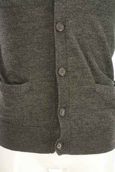 Polo Ralph Lauren(ポロラルフローレン)の古着「Vネックシンプルカーディガン(カーディガン)」大画像5へ