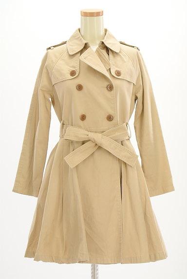 Banner Barrett(バナーバレット)の古着「ロングフレアトレンチコート(トレンチコート)」大画像1へ