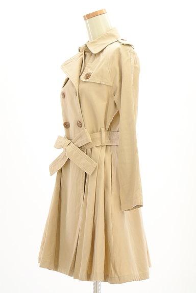 Banner Barrett(バナーバレット)の古着「ロングフレアトレンチコート(トレンチコート)」大画像3へ