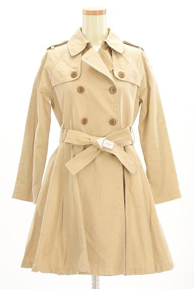 Banner Barrett(バナーバレット)の古着「ロングフレアトレンチコート(トレンチコート)」大画像4へ