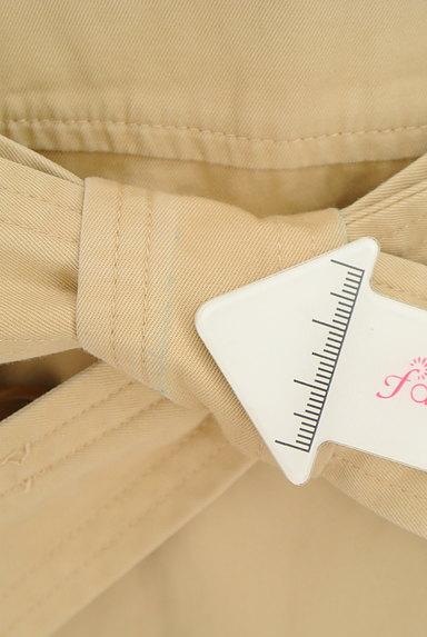 Banner Barrett(バナーバレット)の古着「ロングフレアトレンチコート(トレンチコート)」大画像5へ