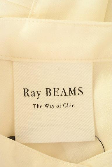 BEAMS Women's(ビームス ウーマン)の古着「タックプリーツシアーブラウス(ブラウス)」大画像6へ