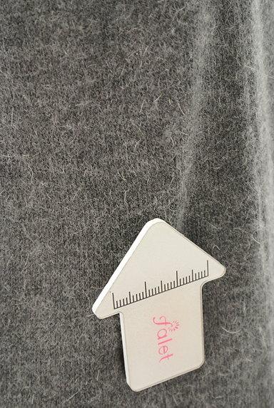 JILLSTUART(ジルスチュアート)の古着「刺繍チュール切替7分袖ワンピース(ワンピース・チュニック)」大画像5へ