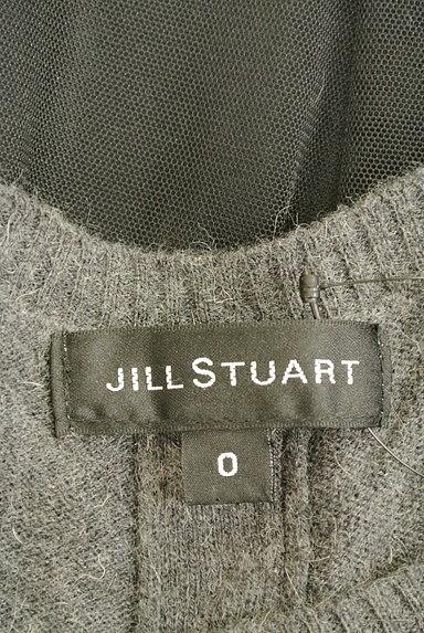 JILLSTUART(ジルスチュアート)の古着「刺繍チュール切替7分袖ワンピース(ワンピース・チュニック)」大画像6へ