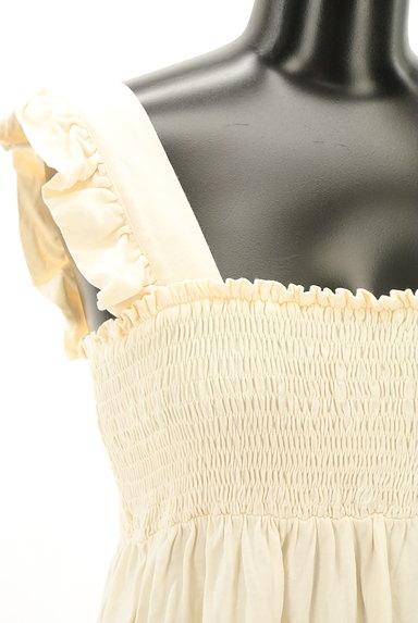 JILLSTUART(ジルスチュアート)の古着「切替ぺプラムフリルカットソー(カットソー・プルオーバー)」大画像4へ