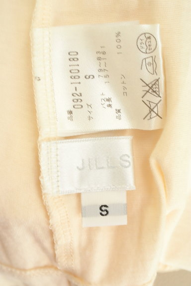 JILLSTUART(ジルスチュアート)の古着「切替ぺプラムフリルカットソー(カットソー・プルオーバー)」大画像6へ
