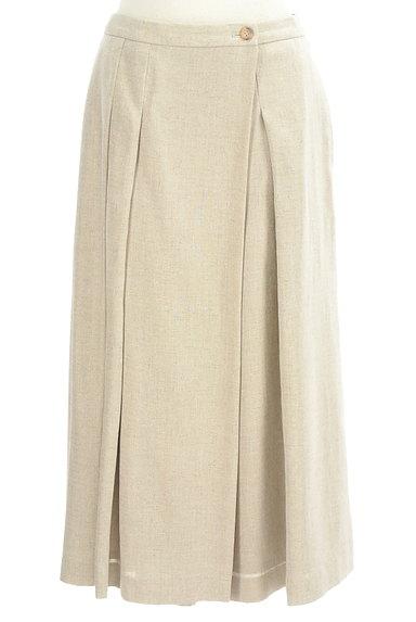 HUMAN WOMAN(ヒューマンウーマン)の古着「ナチュラルワイドミモレパンツ(パンツ)」大画像1へ