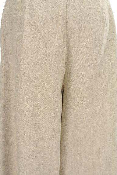 HUMAN WOMAN(ヒューマンウーマン)の古着「ナチュラルワイドミモレパンツ(パンツ)」大画像5へ