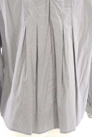 HUMAN WOMAN(ヒューマンウーマン)の古着「バックタック刺繍ブラウスカットソー(カットソー・プルオーバー)」大画像5へ
