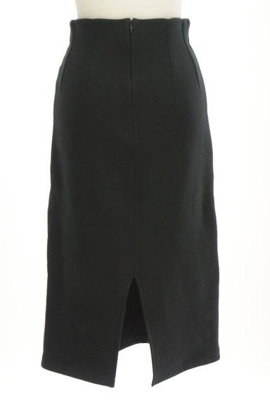MOUSSY(マウジー)の古着「裏起毛ミモレ丈スウェットスカート(ロングスカート・マキシスカート)」大画像2へ
