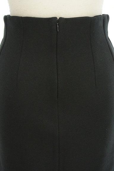 MOUSSY(マウジー)の古着「裏起毛ミモレ丈スウェットスカート(ロングスカート・マキシスカート)」大画像4へ