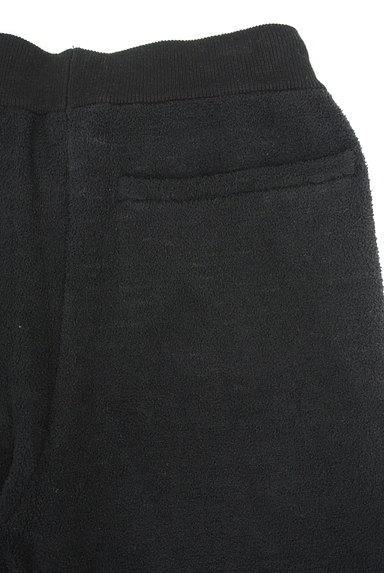 AZUL by moussy(アズールバイマウジー)の古着「モールニット裾リブパンツ(デニムパンツ)」大画像3へ