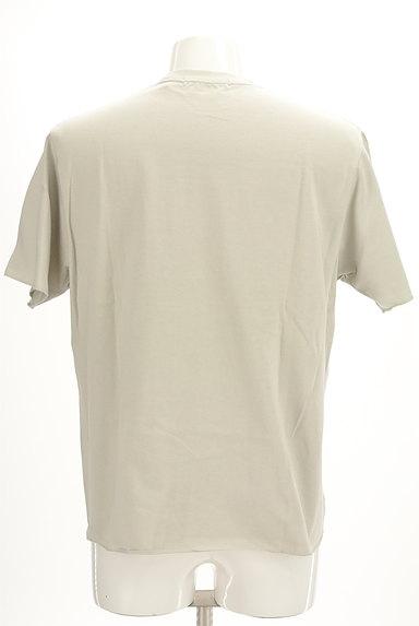 AZUL by moussy(アズールバイマウジー)の古着「ポケットベーシックTシャツ(Tシャツ)」大画像2へ