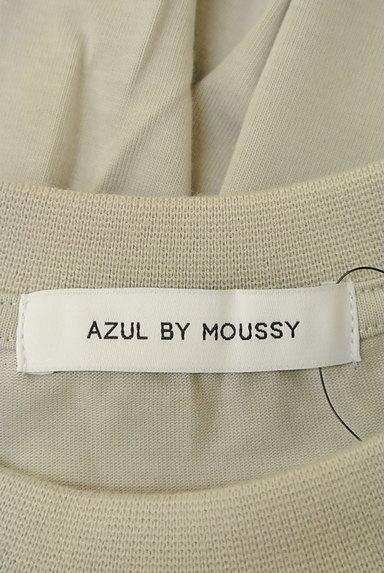 AZUL by moussy(アズールバイマウジー)の古着「ポケットベーシックTシャツ(Tシャツ)」大画像6へ