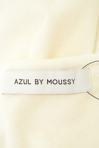 AZUL by moussy(アズールバイマウジー)の古着「オーバーワイド5分袖Tシャツ(Tシャツ)」大画像6へ