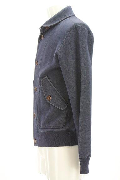 UNITED ARROWS(ユナイテッドアローズ)の古着「デニム風裏起毛ジャケット(ジャケット)」大画像3へ