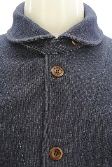 UNITED ARROWS(ユナイテッドアローズ)の古着「デニム風裏起毛ジャケット(ジャケット)」大画像4へ