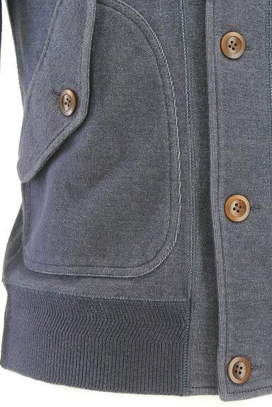 UNITED ARROWS(ユナイテッドアローズ)の古着「デニム風裏起毛ジャケット(ジャケット)」大画像5へ