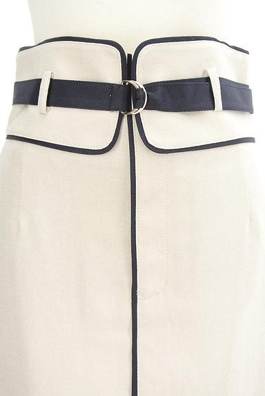 Pinky&Dianne(ピンキー&ダイアン)の古着「ドッキングベルト膝下丈タイトスカート(ロングスカート・マキシスカート)」大画像4へ