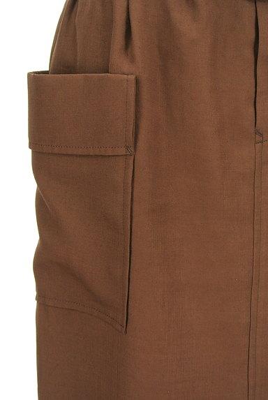Pinky&Dianne(ピンキー&ダイアン)の古着「ベルト付ミモレ丈スリットタイトスカート(ロングスカート・マキシスカート)」大画像5へ
