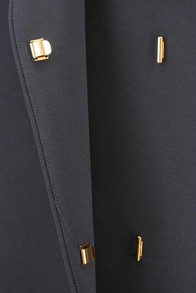 Pinky&Dianne(ピンキー&ダイアン)の古着「シンプルVネックロングコート(コート)」大画像4へ