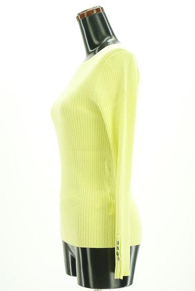 Pinky&Dianne(ピンキー&ダイアン)の古着「袖口ボタンリブニット(ニット)」大画像3へ