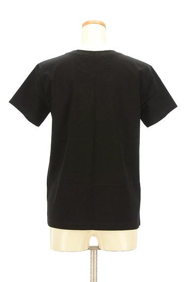 Pinky&Dianne(ピンキー&ダイアン)の古着「パールロゴプリントTシャツ(Tシャツ)」大画像2へ