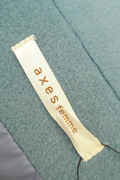 axes femme(アクシーズファム)の古着「ファー付きガーリーフレアコート(コート)」大画像6へ