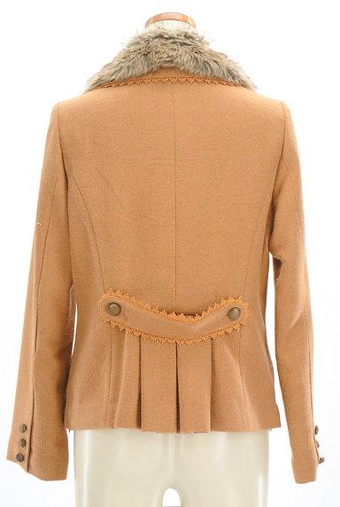axes femme(アクシーズファム)の古着「ファー付きガーリージャケット(コート)」大画像2へ