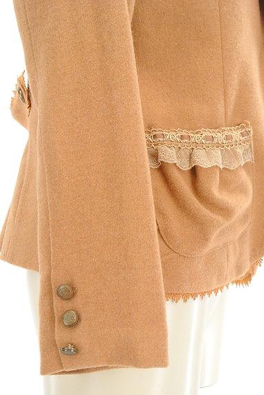 axes femme(アクシーズファム)の古着「ファー付きガーリージャケット(コート)」大画像5へ
