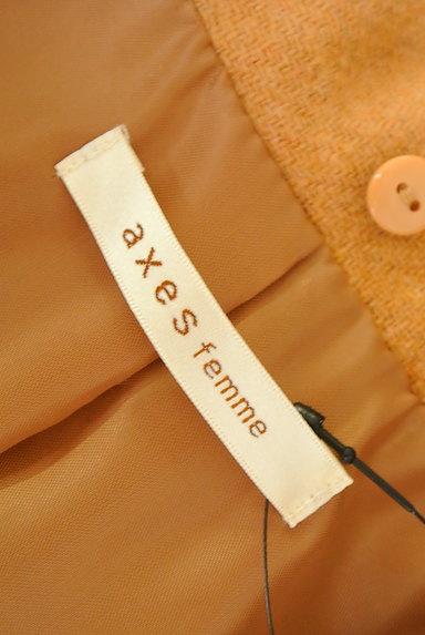 axes femme(アクシーズファム)の古着「ファー付きガーリージャケット(コート)」大画像6へ