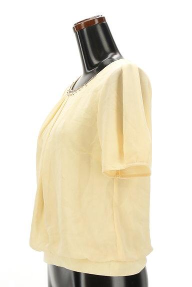 Reflect(リフレクト)の古着「装飾シフォンプルオーバー(カットソー・プルオーバー)」大画像3へ