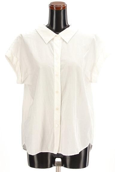 31 Sons de mode(トランテアン ソン ドゥ モード)の古着「バックリボンフレンチシャツ(カジュアルシャツ)」大画像1へ