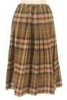 SM2(サマンサモスモス)の古着「ロングスカート・マキシスカート」後ろ