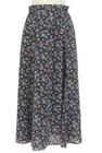 JUSGLITTY(ジャスグリッティー)の古着「ロングスカート・マキシスカート」前