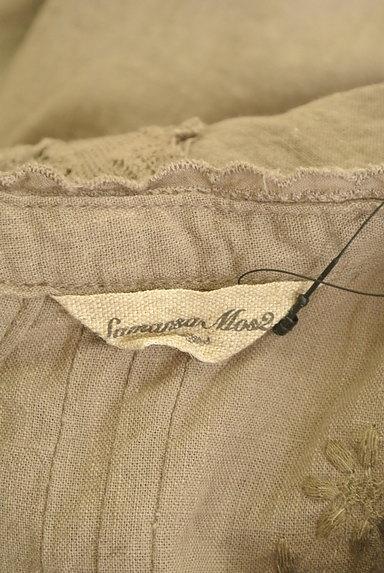 SM2(サマンサモスモス)の古着「レースピンタックロングワンピース(ワンピース・チュニック)」大画像6へ
