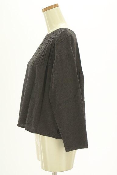 SM2(サマンサモスモス)の古着「レースピンタックカットソー(カットソー・プルオーバー)」大画像3へ