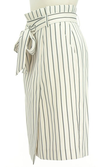 Apuweiser riche(アプワイザーリッシェ)の古着「膝下丈ウエストリボンラップ風スカート(スカート)」大画像3へ
