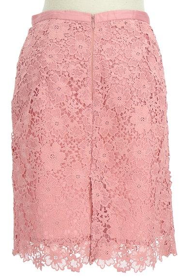 rienda(リエンダ)の古着「花柄刺繍レース膝丈スカート(スカート)」大画像2へ