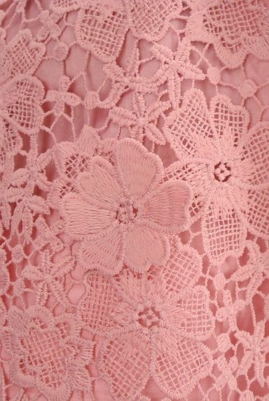 rienda(リエンダ)の古着「花柄刺繍レース膝丈スカート(スカート)」大画像4へ