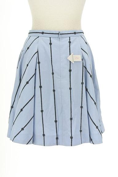 Rirandture(リランドチュール)の古着「花刺繍膝上丈フレアスカート(スカート)」大画像4へ