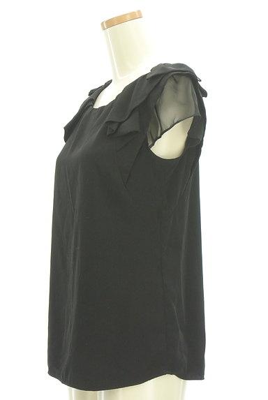 Rirandture(リランドチュール)の古着「シアー袖カットソー(カットソー・プルオーバー)」大画像3へ
