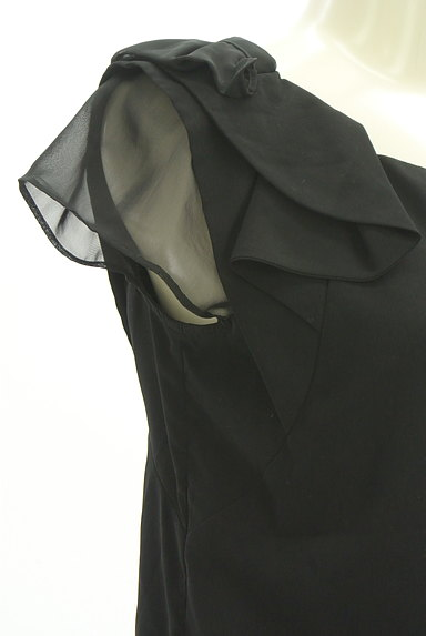Rirandture(リランドチュール)の古着「シアー袖カットソー(カットソー・プルオーバー)」大画像4へ