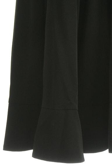 rienda(リエンダ)の古着「裾フリルサロペットパンツ(オーバーオール・サロペット)」大画像5へ