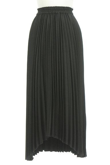 rienda(リエンダ)の古着「ラップ付きプリーツスカート(ロングスカート・マキシスカート)」大画像5へ