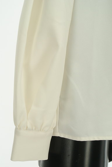 31 Sons de mode(トランテアン ソン ドゥ モード)の古着「比翼ボタンシンプルブラウス(ブラウス)」大画像5へ