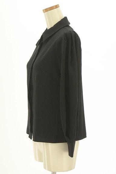 31 Sons de mode(トランテアン ソン ドゥ モード)の古着「比翼ボタンボリューム袖ブラウス(ブラウス)」大画像3へ