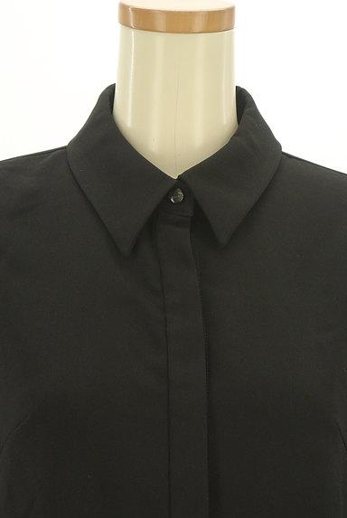 31 Sons de mode(トランテアン ソン ドゥ モード)の古着「比翼ボタンボリューム袖ブラウス(ブラウス)」大画像4へ